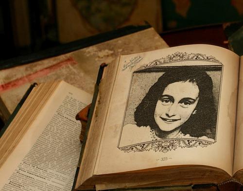 アンネ・フランクの肖像