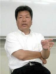 自民党前衆議院議員・馬渡龍治氏